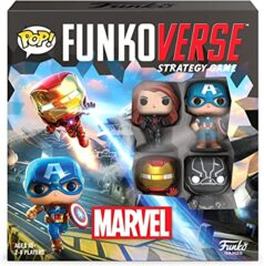 Pop! Funkoverse Marvel 100 4 Pack