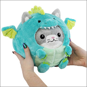 Undercover Squishable Kitty in Dragon Disguise