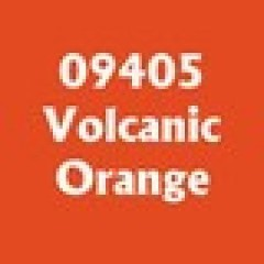 Volcanic Orange