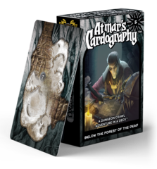 Atmars Cardography - Below the Forest of the Dead