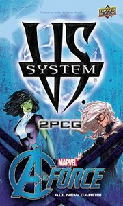 Vs System: 2PCG -  A-Force