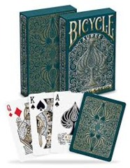 Bicycle Playing Cards - Aureo
