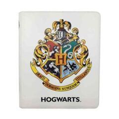 Hogwarts Card Binder with Zipper