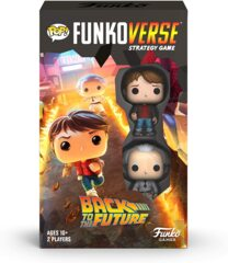 Pop! Funkoverse Back to the Future 100