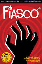 Fiasco: Boxed Game