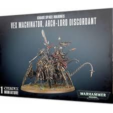 Vex Machinator, Arch-Lord Discordant
