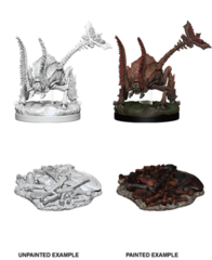 Nolzur's Marvelous Unpainted Miniatures - Rust Monster
