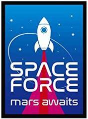 Space Force Card Sleeves