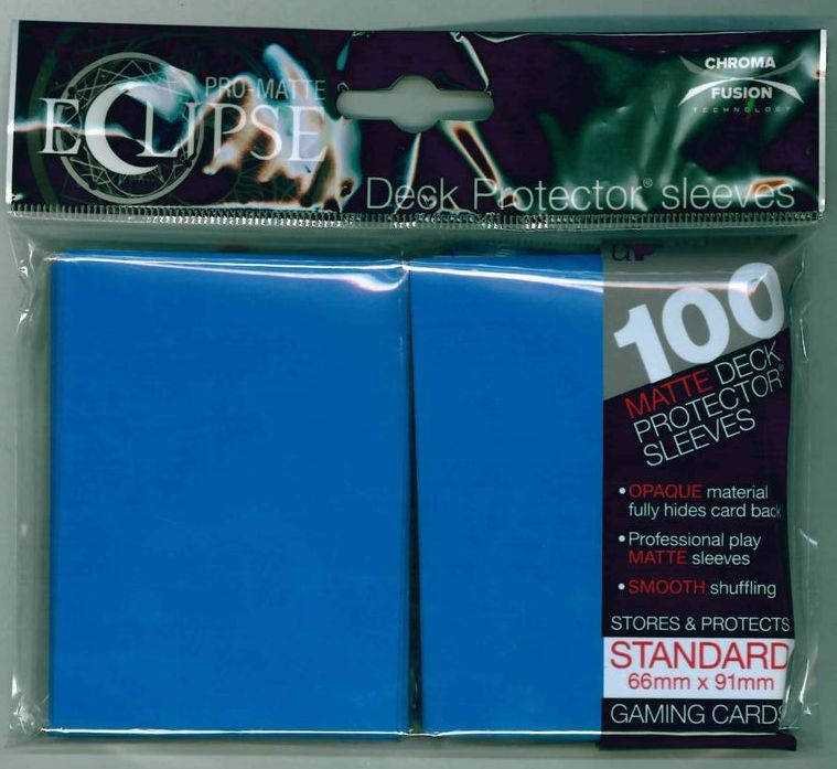 100 LEGION DOUBLE MATTE TRIFORCE DECK PROTECTORS CARD SLEEVES AND DECK BOX