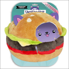 Squishable Undercover Cheeseburger Disguise