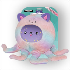 Squishable Undercover Prism Octopus Disguise
