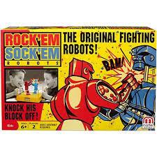 Rockem Sockem Robots (refresh)