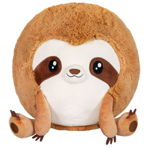 Squishable Snuggly Sloth