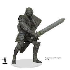 Walking Statue of Waterdeep, The honorable Knight