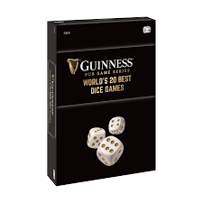 Guinness Pub Game Series - World's 20 Best Dice Games
