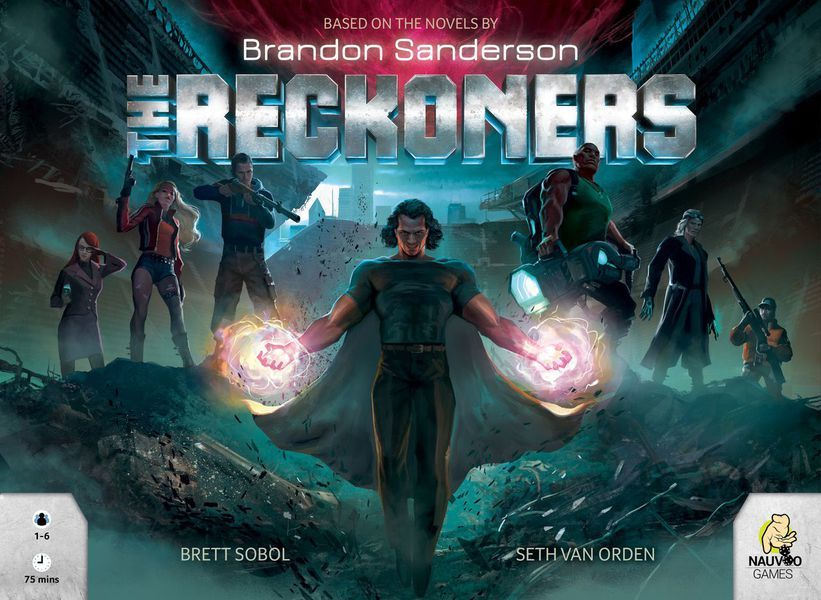 The Reckoners - Epic Edition
