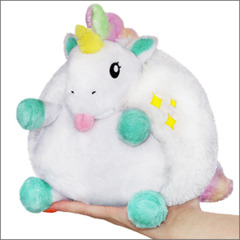 Mini Squishable Magical Unicorn Special Edition