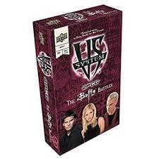 VS. System 2PCG: The Buffy Battles