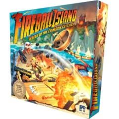 Fireball Island - Wreck of the Crimson Cutlass