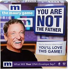 The Maury Show: You Are Not the Father