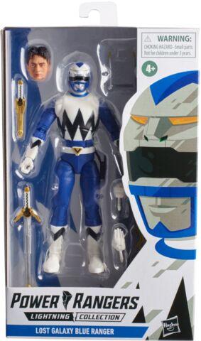 Power Rangers Lightning Collection Lost Galaxy Blue Ranger