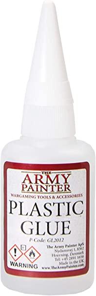 Army Paint Plastic Glue