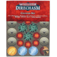 Warhammer Underworlds: Direchasm Counter Set