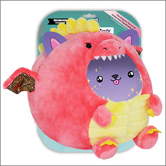 Squishables Undercover Red Dragon Disguise