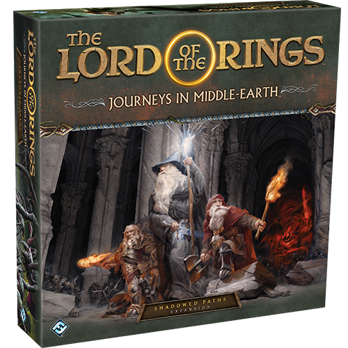 Lord of the Rings Journeys in Middle-Earth Shadowed Paths Expansion