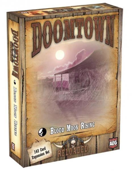 Doomtown - ECG Expansion Pine Box 4 - Blood Moon Rising