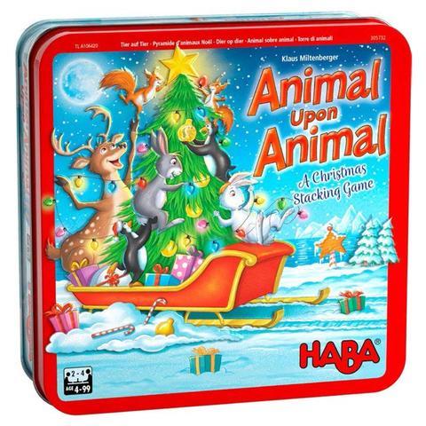 Animal Upon Animal Christmas