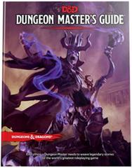 Dungeon Master's Guide Foil Cover