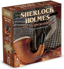 Sherlock Holmes and The Speckled Band Puzzle