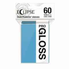 Ultra Pro Eclipse Sleeve Sky Blue Gloss (60)