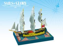 Sails of Glory: 104B HMS Bellona 1760
