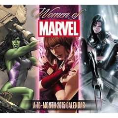 Women of Marvel 2015