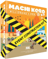 Machi Koro: Millionaire's Row Event Construction Kit