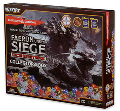 Dice Masters: D&D Dice Masters: Faerun Under Siege Collector's Box