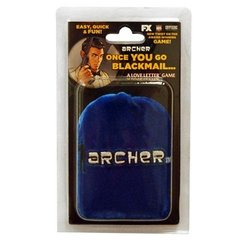 Love Letter - Archer - Once You Go Blackmail - Clamshell Edition