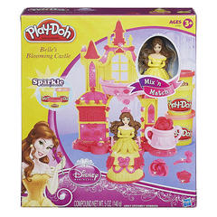 Play-Doh Disney Princess Belle's Blooming Castle