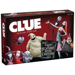 Clue - The Nightmare Before Christmas