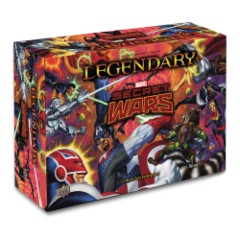 Legendary: Marvel Secret Wars