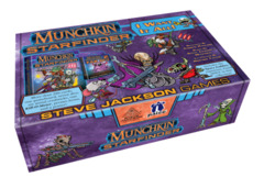 Munchkin Starfinder: I Want it All