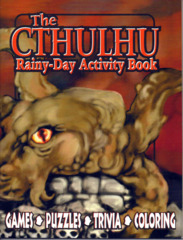 Cthulhu Rainy Day Activity Book