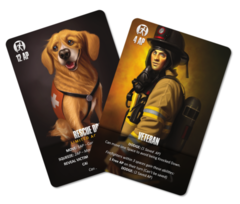 Flash Point: Fire Rescue - Veteran & Dog