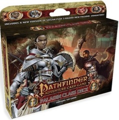 Pathfinder Adventure Card Game: Paladin Class Deck