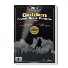 Golden Age Backer Boards (100 pk)