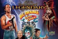 Legendary Encounters: Big Trouble In Little China Deck Building Game