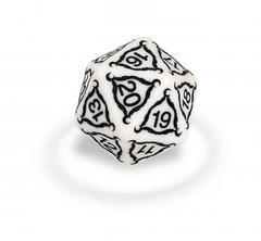 Ultra Pro - Titan 20-Sided Dice - Ivory