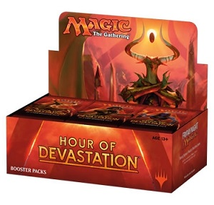 Hour of Devastation Booster Box (36 boosters)